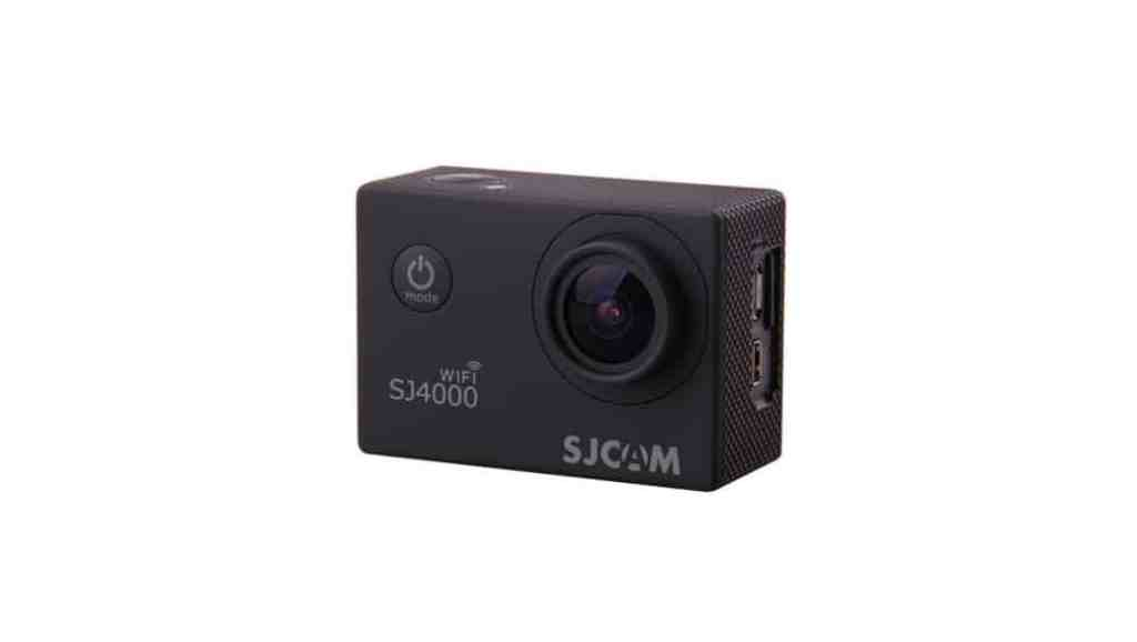 SJCAM SJ4000 WIFI: otra competidora de la GoPro Hero por menos de 100 euros