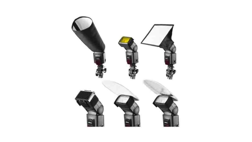 Juego de accesorios para flashes Walimex Pro por menos de 40 euros