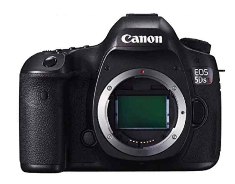 Canon EOS 5DS R (53 MP, pantalla LCD de 3,2)