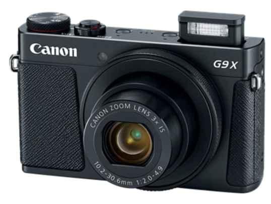 Cámaras compactas avanzadas de Canon:Canon PowerShot G9 X Mark II