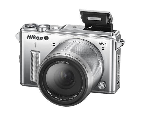 Cámaras de Nikon CSC (EVIL): Nikon 1 AW1