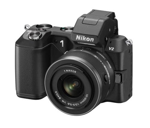 Cámaras de Nikon CSC (EVIL): Nikon 1 V2