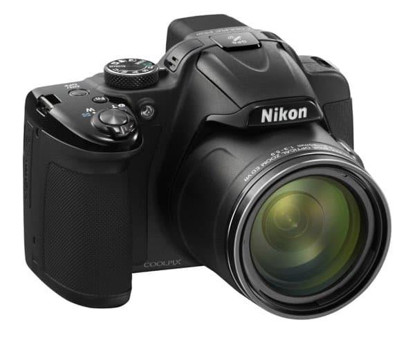Cámaras bridge y superzoom de Nikon: Coolpix P520 y P530