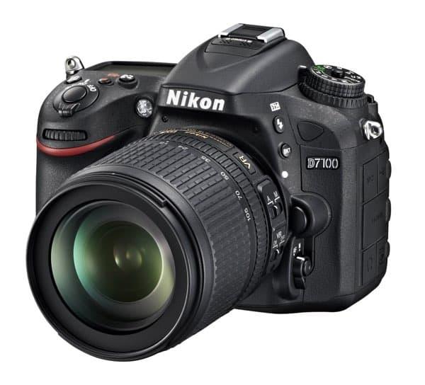 Cámaras Nikon DSLR de gama media: Nikon D7100
