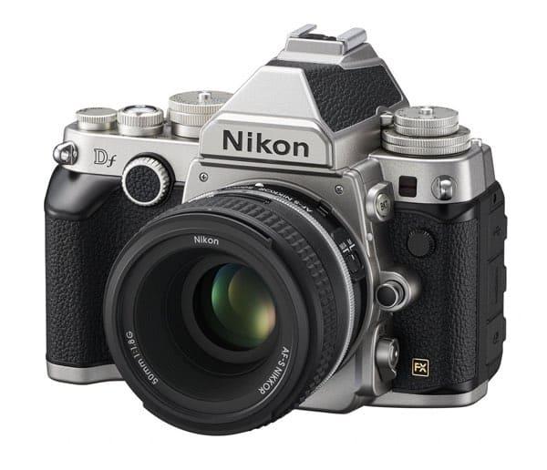 Cámaras Nikon DSLR de gama media: Nikon Df