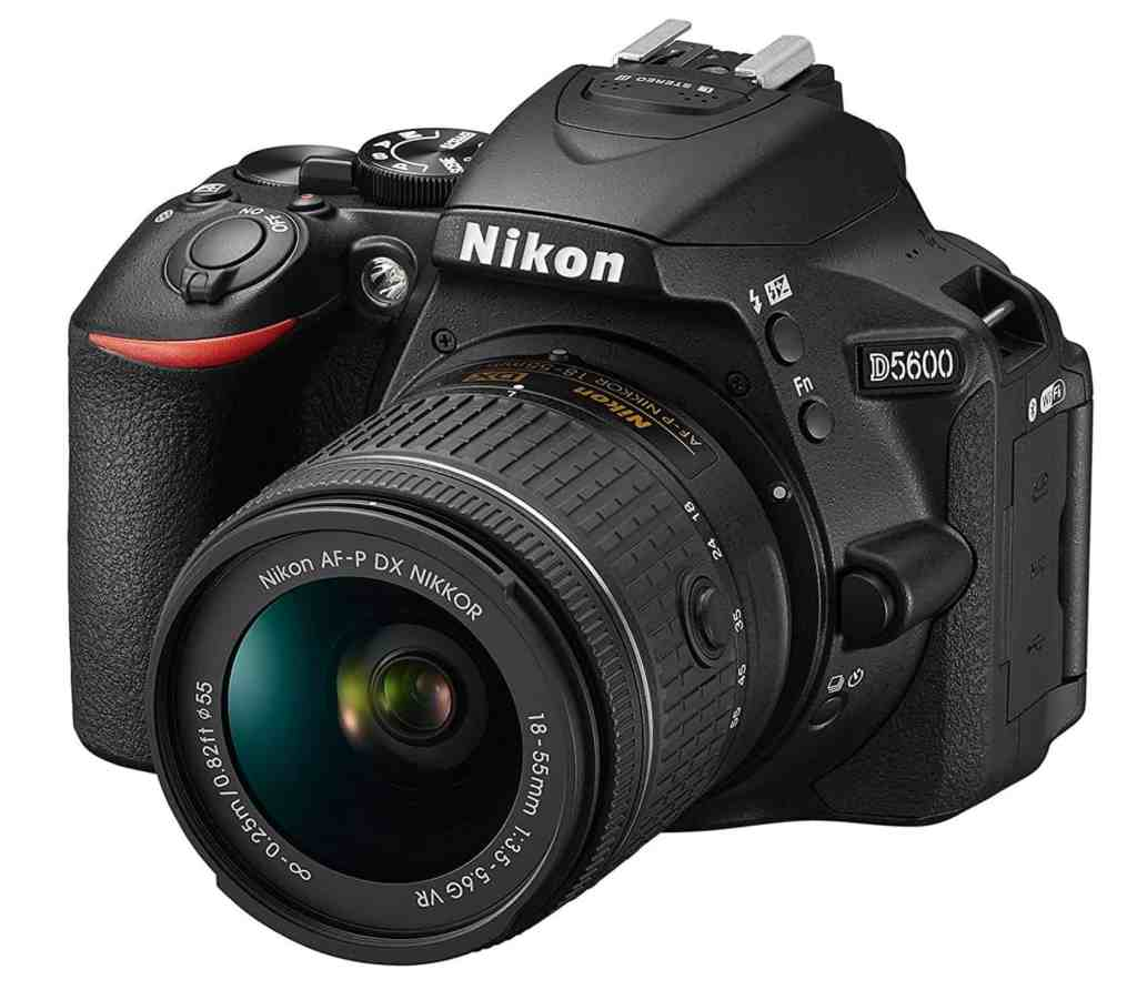 Cámaras Nikon DSLR para principiantes:Nikon D5600