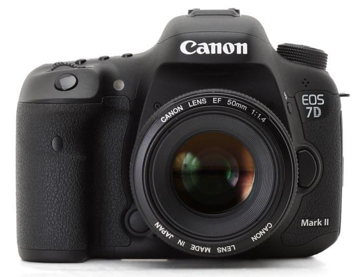 Las 2 mejores cámaras DSLR para principiantes (2015): Canon EOS 7D Mark II