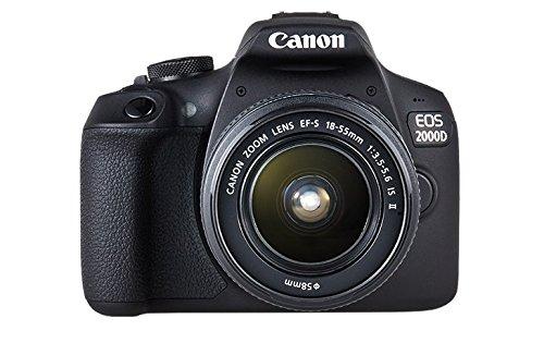 Cámaras Canon DSLR:Canon EOS 2000D