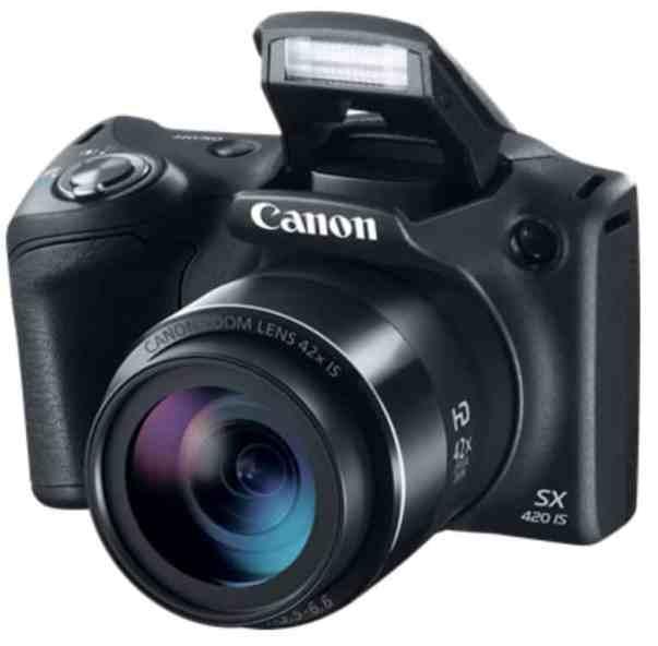 Cámaras bridge y superzoom de Canon:Canon PowerShot SX420 IS