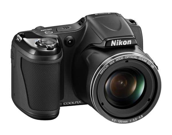 Cámaras bridge y superzoom de Nikon: Coolpix L820, L830 y L840