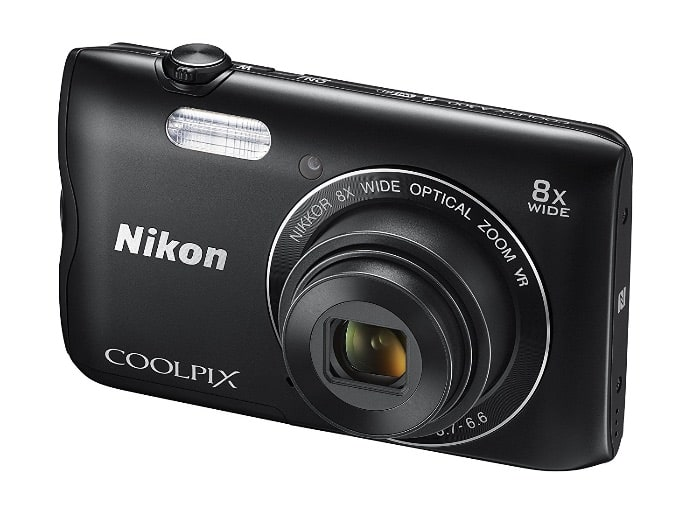 Cámaras compactas de Nikon: Nikon Coolpix A300