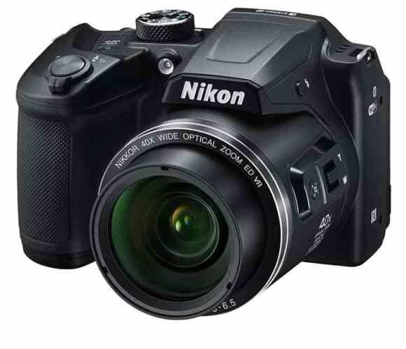Cámaras compactas premium de Nikon: Nikon Coolpix B500
