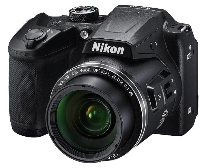 Cámaras bridge y superzoom de Nikon:Nikon Coolpix B500