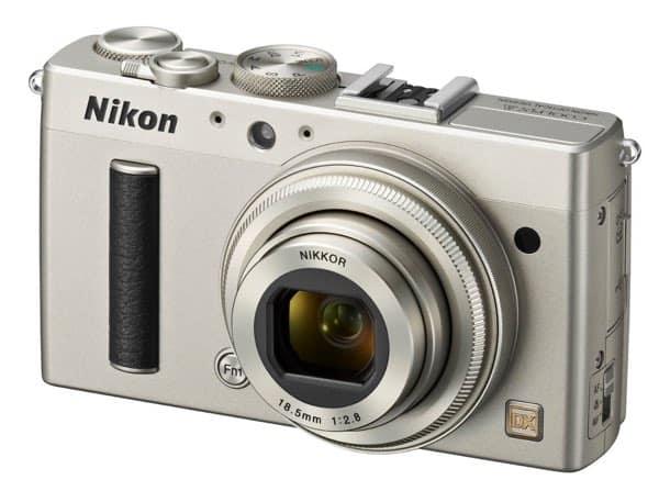 Cámaras compactas premium de Nikon: Coolpix A