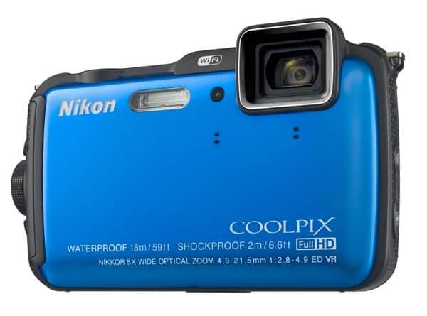 Cámaras compactas de Nikon: Coolpix AW120 y Coolpix AW130