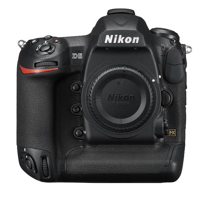 Cámaras Nikon DSLR para profesionales:Nikon D5