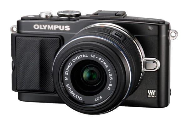 Las 6 mejores cámaras por menos de 400 euros: Olympus PEN E-PL5 (379 euros)