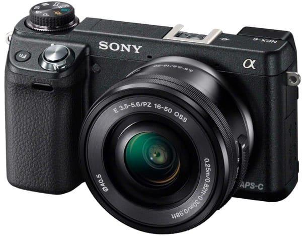 Cámaras CSC Sony: Sony NEX-6