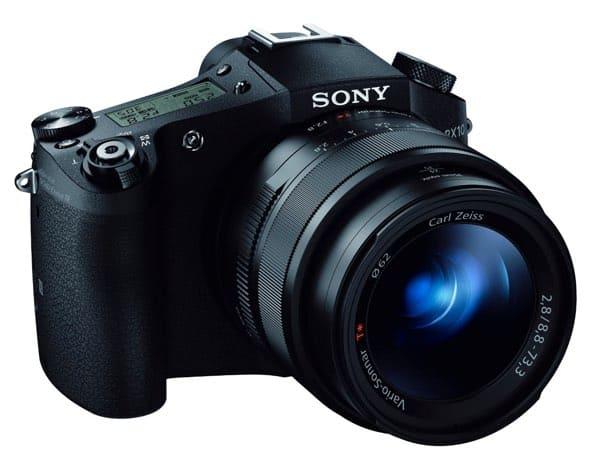 Cámaras compactas avanzadas de Sony: Sony RX10