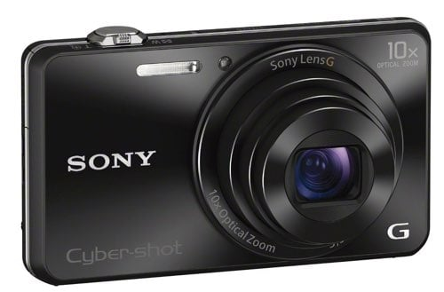 Cámaras compactas de Sony: Sony DSC-WX220