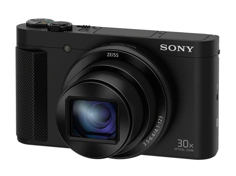 Cámaras compactas de Sony:Sony Cyber-shot DSC-HX80