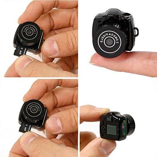 iam Y2000 HD Mini Video Recorder