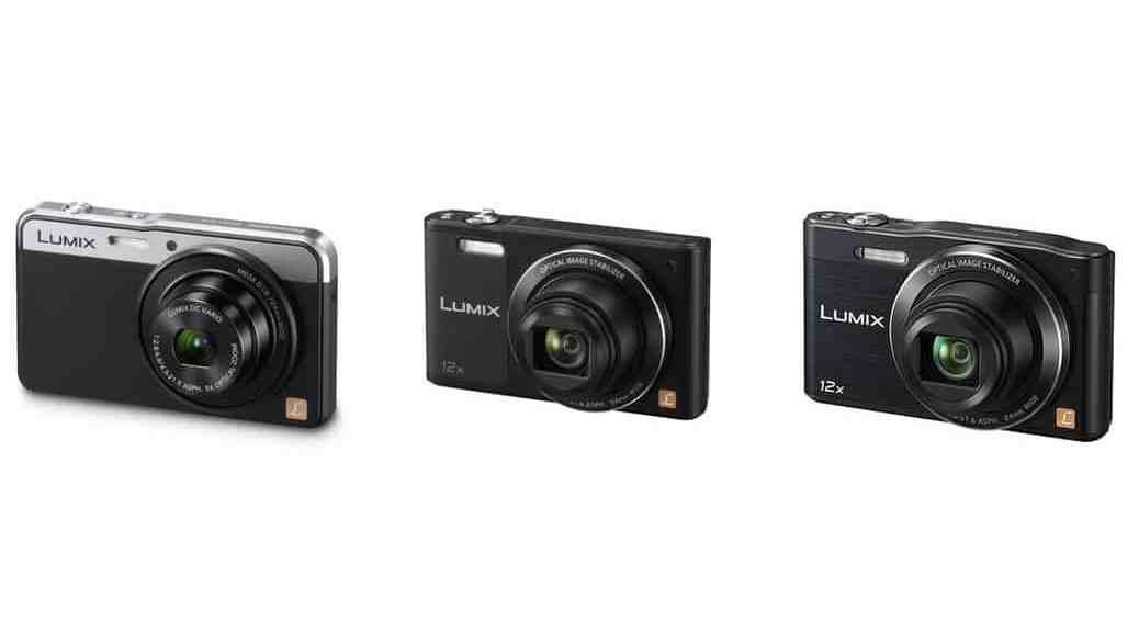 Todas las cámaras compactas de Panasonic