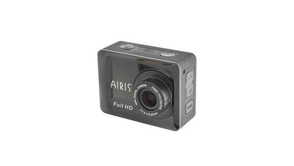Airis VC50HD - Videocámara deportiva - Opinión