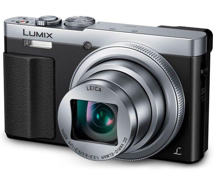Las 2 mejores cámaras para viajar (2015): Panasonic DMC-TZ70