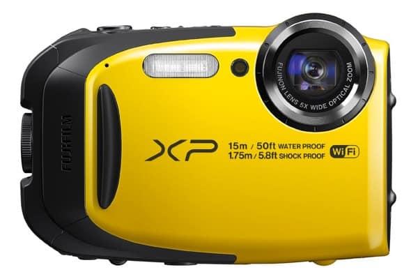 camara acuatica Fujifilm FinePix XP80