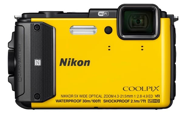 camara-acuatica-Nikon-AW130