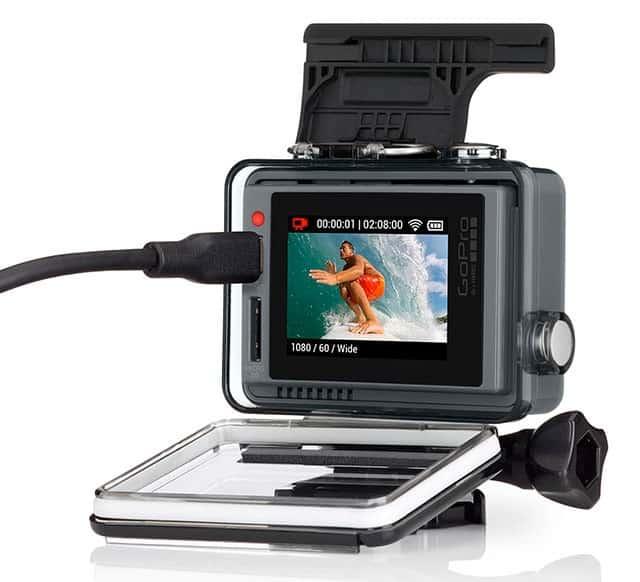 GoPro Hero + LCD: el nuevo modelo de cámara aventura de GoPro
