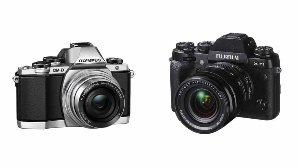 Las 2 mejores cámaras sin espejo en 2015