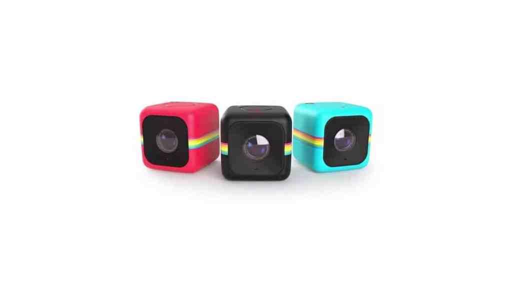 Polaroid Cube+: con WIFI y con dos nuevos colores