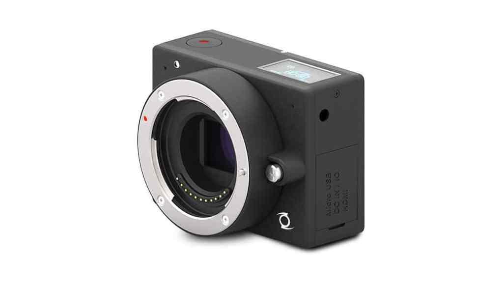 E1: la cámara 4K Micro Cuatro Tercios más pequeña del mundo