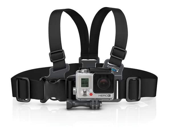 Los 10 mejores accesorios para la GoPro HERO en 2015: gopro chesty