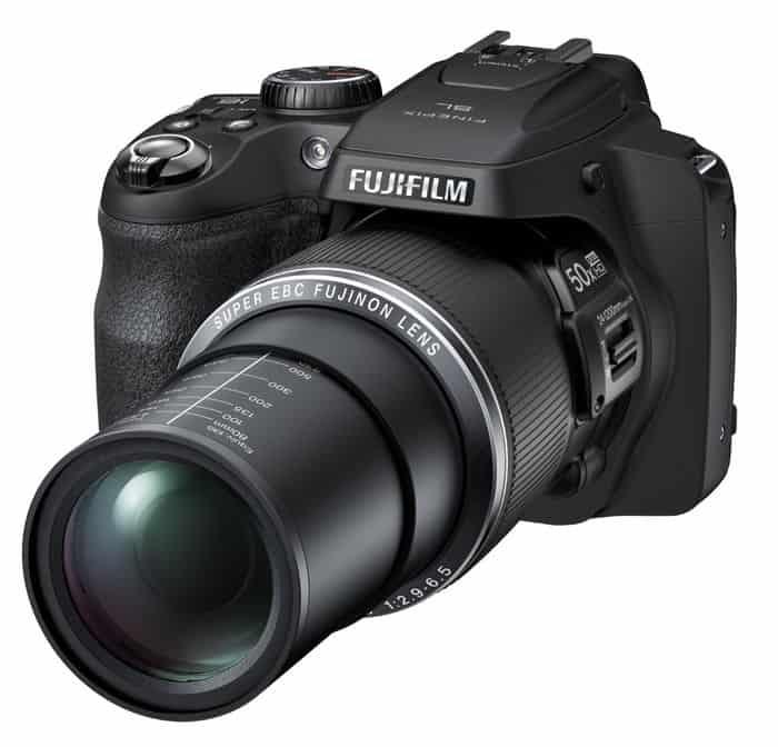 Cámaras Bridge de Fuji: Fujifilm Finepix SL1000