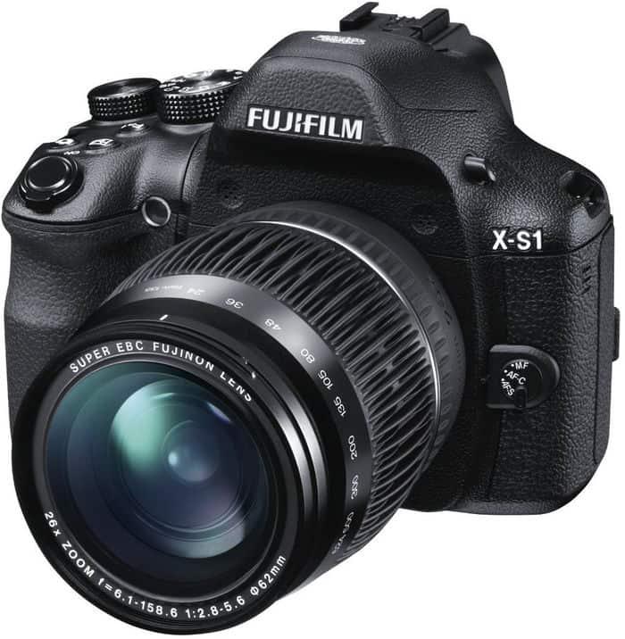 Toda la gama de cámaras de Fujifilm