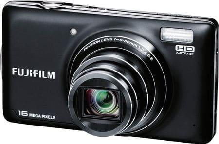 Cámaras compactas de Fuji: Fujifilm Finepix T400
