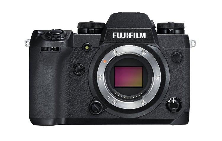 Cámaras CSC (EVIL) de Fuji:Fujifilm X-H1