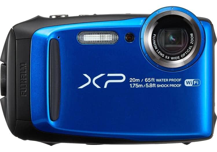 Cámaras de Fuji a prueba de agua:Fujifilm FinePix XP120