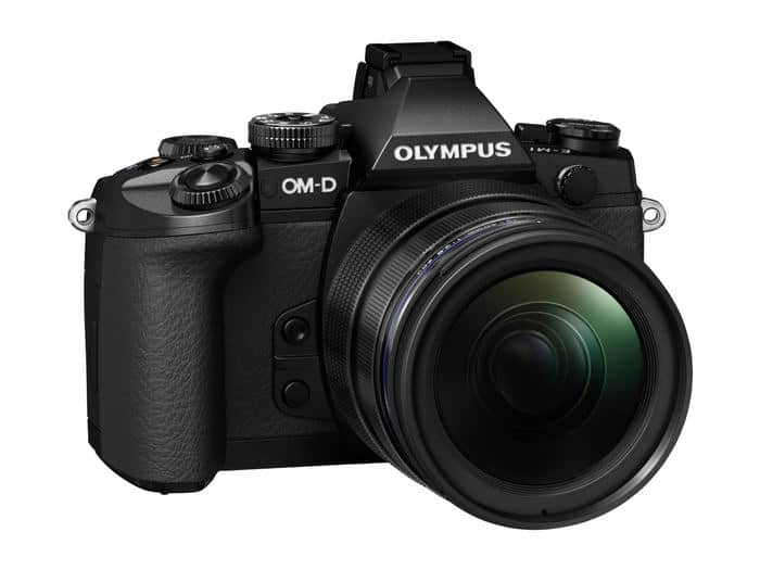 Cámaras CSC de Olympus: Olympus OM-D E-M1