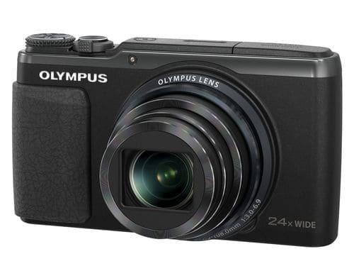 Cámaras compactas de Olympus: Olympus SH-50