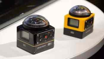 Kodak Pixpro SP360-4K: la cámara de acción de Kodak de 360º entra en el mundo del 4K
