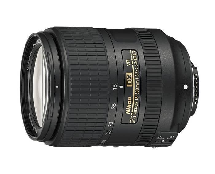 Nikon AF-S DX 18-300mm f/3.5-6.3G ED VR