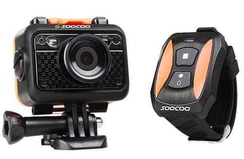 SooCoo S60B Cámara deportiva