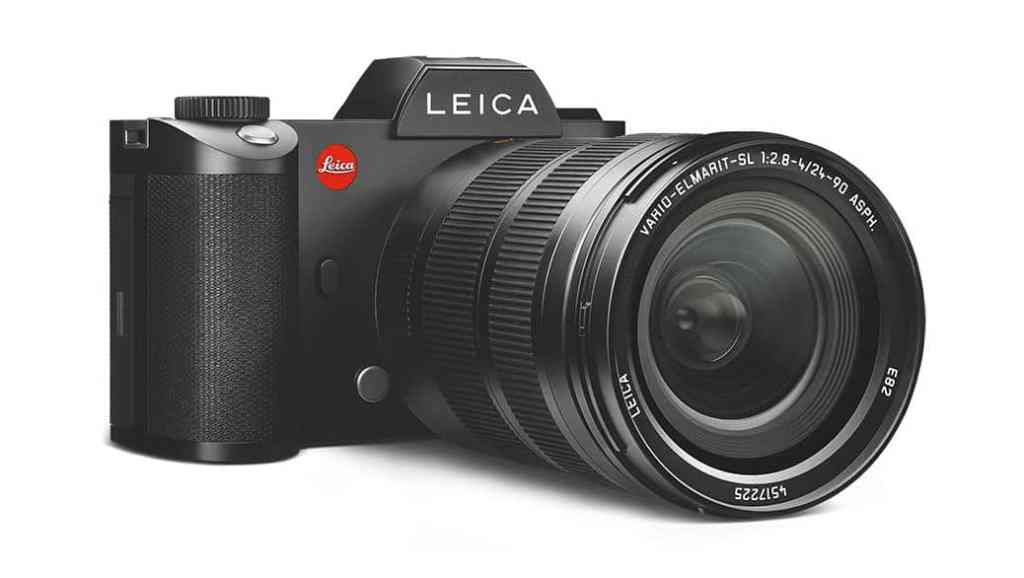 Leica SL: La nueva cámara sin espejo que dejará sin dinero en el bolsillo