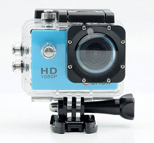 QUMOX SJ4000 - Videocámara deportiva
