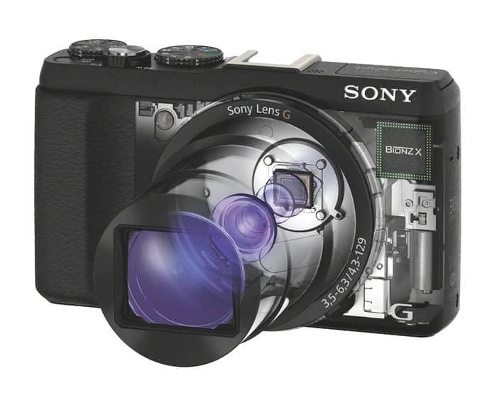 Sony DSC-HX60V – Cámara compacta superzoom- Opinión y análisis