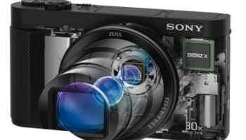 Sony Cyber-shot DSC-HX90V